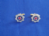 COLDSTREAM GUARDS CUFF LINKS